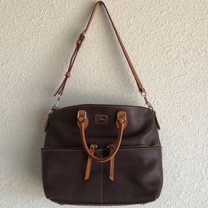 Dooney & Bourke double pocket purse